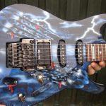 airbrush gitaar